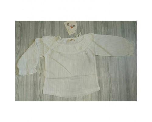Кофточка біла 3430