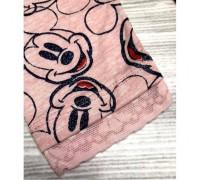 Лосини-капрі для дівчинки рожеві 3837