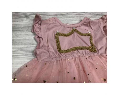 Сукня Crown рожева 4075