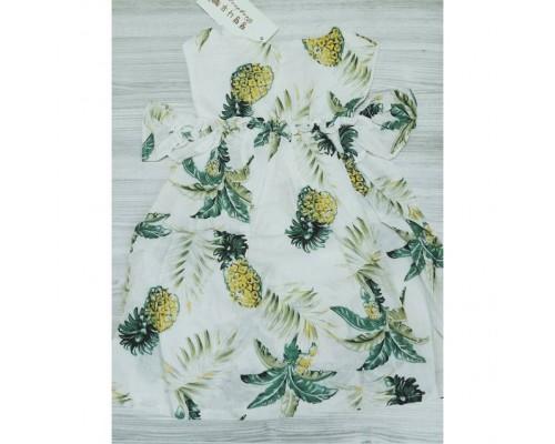 Сукня Pineapple біле 3121
