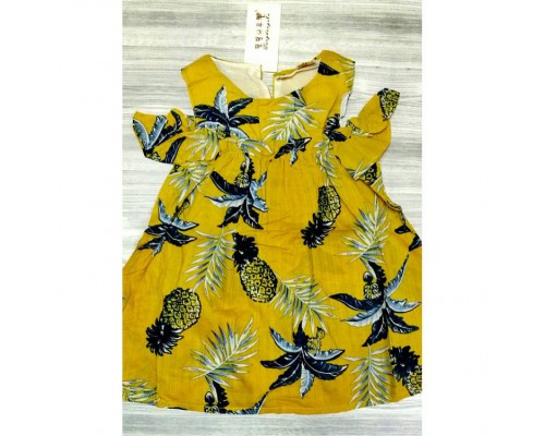 Сукня Pineapple жовте 3120