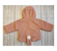 Пальто Fox рожеве 3699