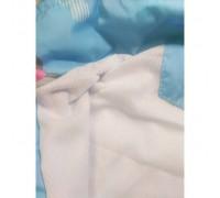 Вітровка для дівчаток синя Міні