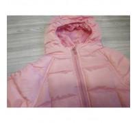 Зимове пальто рожеве 3636