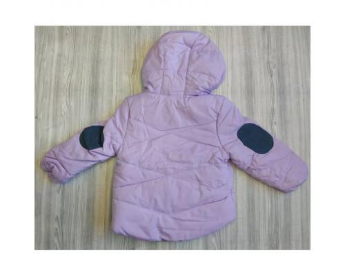 Куртка дитяча демісезонна Chicky фіолетова