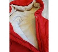 Куртка дитяча демісезонна Chicky червона