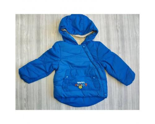 Куртка дитяча демісезонна Chicky синя