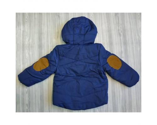 Куртка дитяча демісезонна Chicky темно-синя
