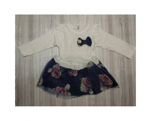 Сукня біла 3658