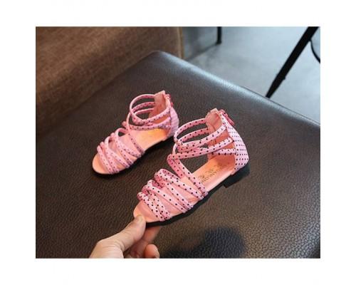 Босоніжки Kaixuanlong рожеві