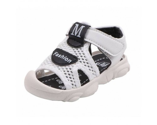 Босоніжки M Fashion білі