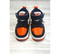 Хайтопи дитячі Air оранжеві