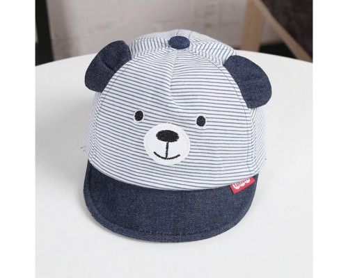 Кепка Bear синя 4016