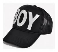 Кепка Boy чорна 4185
