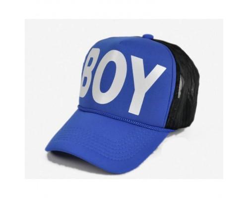 Кепка Boy синя 4187