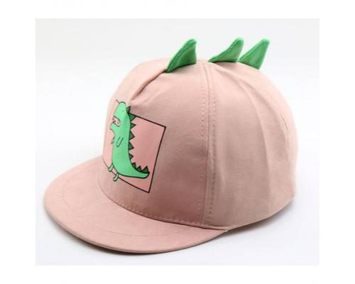 Кепка Dino рожева 3205