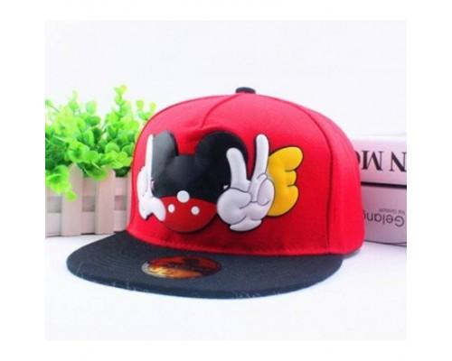 Кепка дитяча Mickey червона