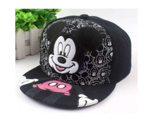 Кепка дитяча Mickey чорна котон