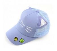 Кепка Meng sweet блакитна 4131