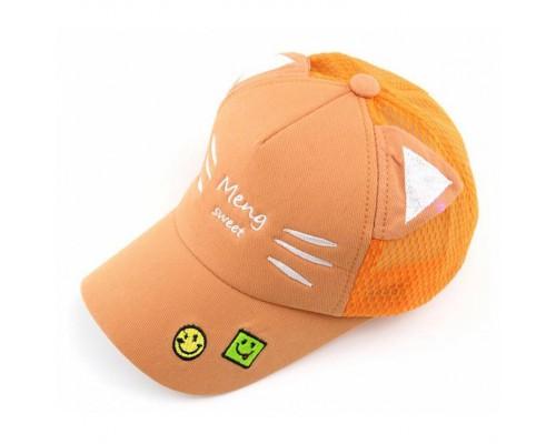 Кепка Meng sweet оранж 4129