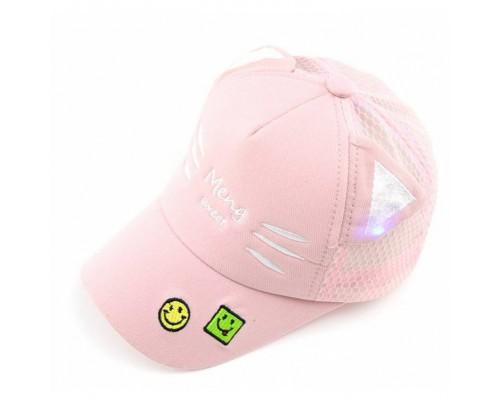 Кепка Meng sweet рожева 4130