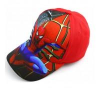 Кепка Spider червона 4143