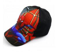 Кепка Spider чорна 4145