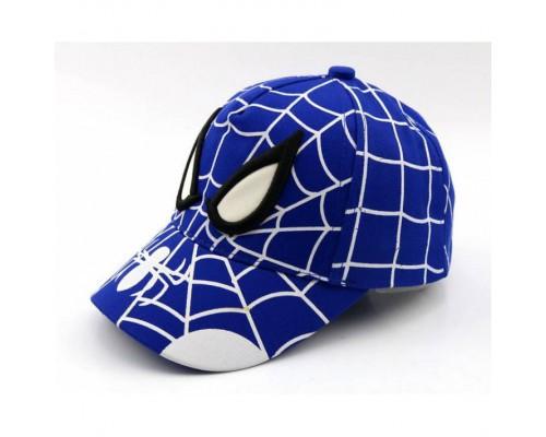 Кепка Spider синя 4102
