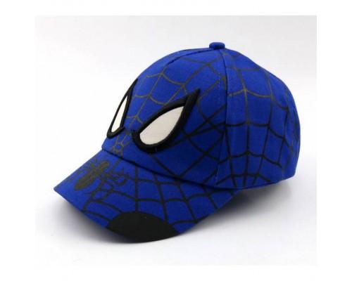 Кепка Spider синя 4106