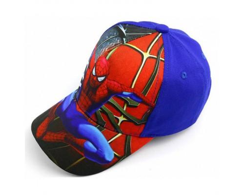 Кепка Spider синя 4144