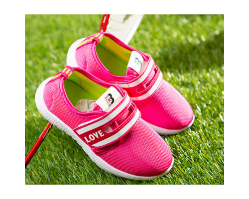 Кросівки дитячі BK малинові
