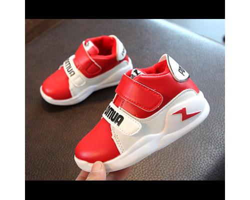 Кросівки дитячі демісезонні POMUA червоні