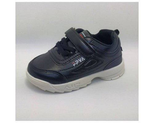 Кросівки дитячі FILA Replika чорні