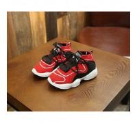 Кросівки дитячі La murqae червоні