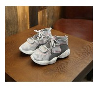 Кросівки дитячі La murqae сірі