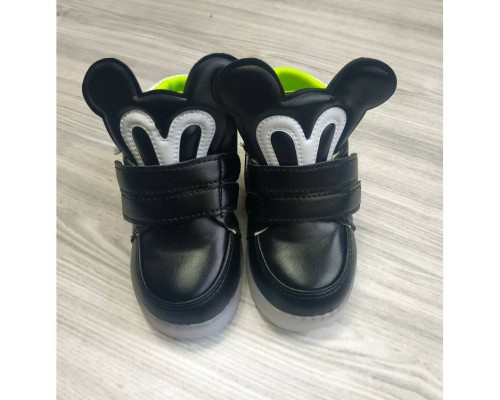 Кросівки дитячі Mickey чорні