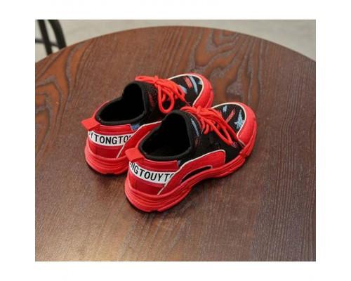 Кросівки дитячі Touy Tong червоні