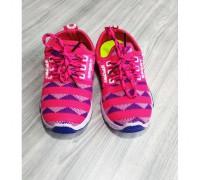 Кросівки для дівчаток червоні 20029