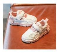 Кросівки Racnio дихаюча сітка біло-рожеві