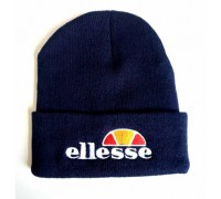 Шапка Ellesse темно-синя 3478
