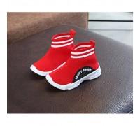 Текстильні кросівки Sport Shoes червоні