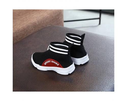 Текстильні кросівки Sport Shoes чорні