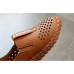 Туфлі дитячі дихаючі PU-шкіра Fashion коричневі