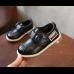 Туфлі дитячі PU-шкіра Frogprince чорні
