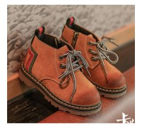 Черевики дитячі весна-осінь Gucci Replica коричневі