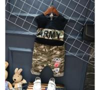 Костюм літній Army 3149