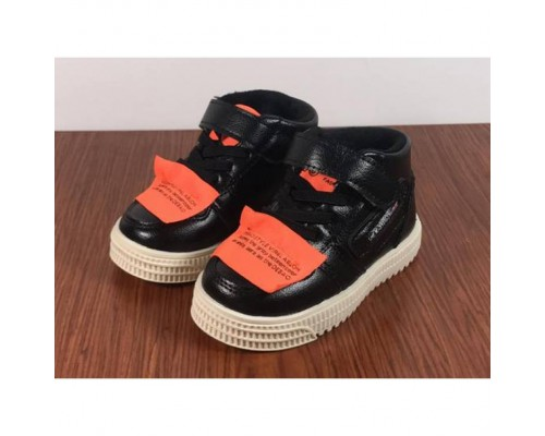 Кросівки дитячі демісезонні DEBAOZ чорні