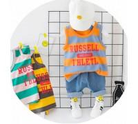Літній костюм хлопчикові Russell 3401
