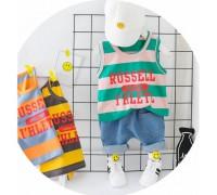 Літній костюм хлопчикові Russell 3402