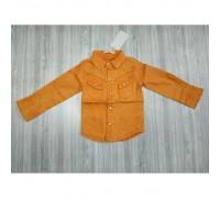 Сорочка оранж 2995